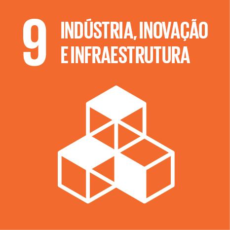 Indústria, inovação e infraestrutura